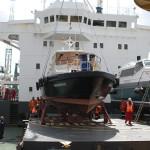 Break bulk cargo and conventional shipping