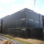 international project cargo pontoons