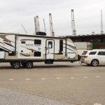 roro camper shipping